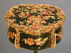 Snuffbox with Vase of Flowers - V | Flickr - Photo Sharing!