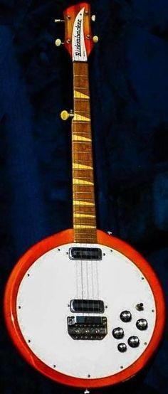 Rickenbacker electric Banjo --- https://www.pinterest.com/lardyfatboy/