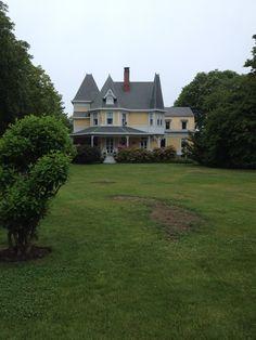 Lovely Rhode Island mansion.