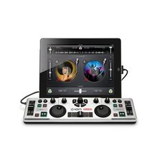 #ION Audio iDJ 2 Go #Turntable for iPad®/iPhone®/iPod® Touch