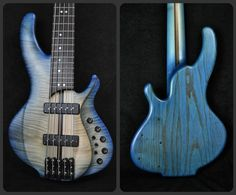 luthier guitars | Little Guitar Works | Handcrafted Ergonomic Basses and Guitars