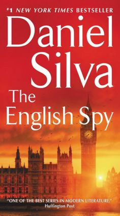 English Spy read by George Guidell. 3.5 Stars