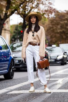 How to dress like a French street-style star