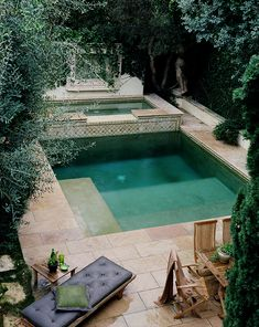 Having a pool sounds awesome especially if you are working with the best backyard pool landscaping ideas there is. How you design a proper backyard with a pool matters. Small Swimming Pools, Small Pools, Swimming Pools Backyard, Swimming Pool Designs, Backyard Landscaping, Landscaping Ideas, Lap Pools, Indoor Pools, Pool Decks