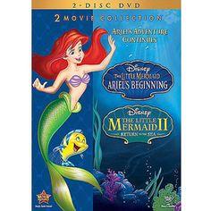 The Little Mermaid II: Return to the Sea / The Little Mermaid: Ariel's Beginning