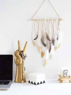 Top 10 Creative DIY Projects with Feathers - Top Inspired