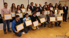 Campomaiornews: IEFP e Delta Cafés entregam diplomas a formandos d...