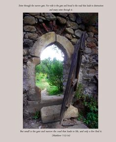 images the narrow gate | The narrow gate Photograph by Emanuel Tanjala - The narrow gate Fine ...
