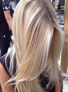 55 Blonde Balayage Hair Styles Looks to Envy