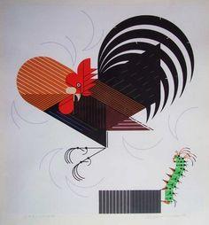 chicken :: Charles Harper circa 1978