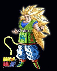 Goku Af Ssj 3 by on DeviantArt Dragon Ball Z, Goku Af, Street Fighter Tekken, Hero Fighter, Dbz Super Saiyan, Ssj3, Dark Fantasy Art, Anime Characters, Anime Art