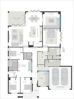 San Marino 15 - Upgrades floor plan