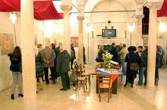 """Personale: """"ricordare...riscoprire...per rincontrarsi"""" Ass. Il Castello Ponti sul Mincio Mn.  19/11 - 4/12/2011"""