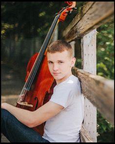 Cello senior picture