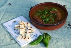 AMALIAS LINSERET Halloumi, Palak Paneer, Ethnic Recipes, Food, Eten, Meals, Diet
