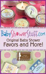 Original Baby Shower Favors and More at BabyShowerStuff.com!