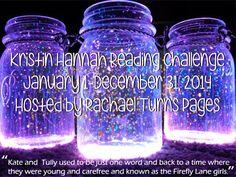 2014 Kristin Hannah Reading Challenge