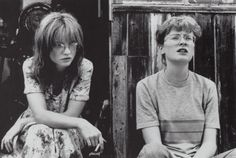Jane Horrocks and Claire Skinner in Life is Sweet