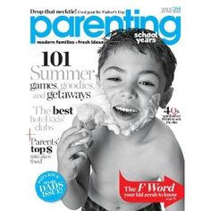 Parenting School Years (1-year auto-renewal), (parenting magazine)