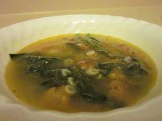 Italian Wedding Soup- gluten free!