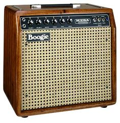 Mesa Boogie Mark I reissue. I have an original. Very, very, very loud.