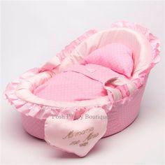 Luxury Cradle Topos Bed- Pink