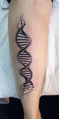 dna tattoo - Buscar con Google