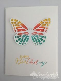 Creative Inking Blog Hop: Color Your World with Irresistible Butterflies!