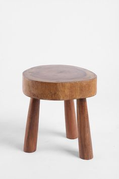bringing the outdoors in stool. love.