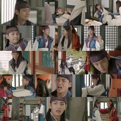 Taehyung ❤ Hansung in Hwarang Episode 12! The storyline of Hansung and his brother Dansae is so good. I am genuinely interested in the whole story of Hwarang and all the characters. The wait for the drama was worth it! #BTS #방탄소년단