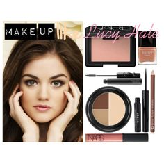 """""""Make Up Like Lucy Hale"""" by pinkflair on Polyvore"""