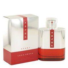 Prada Luna Rossa Sport Cologne by Prada, 3.4 oz Eau De Toilette Spray for Men: Prada Luna Rossa Sport Cologne by… #Fragrances #Perfumes
