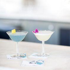 ocean-inspired cocktails