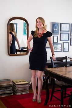 Everyday Style Icon: Amy Barker, Corporate Lawyer at ...