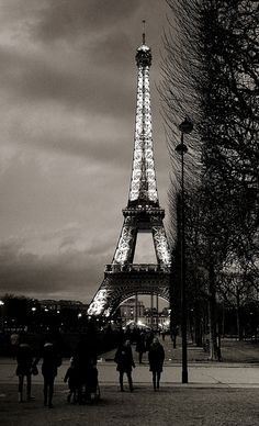La Tour Eiffel                                          by Tom Corbishley Photography on Flickr