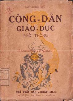 Công Dân Giáo Dục Phổ Thông (NXB Ngày Mai 1949) - Nhật Hoành Sơn, 60 Trang | Sách Việt Nam