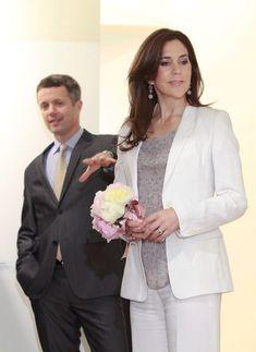 Princess Mary Photos - Crown Prince And Crown Princess Of Denmark Visits South Korea - Day 2 - Zimbio