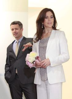 Princess Mary Photos - Crown Prince And Crown Princess Of Denmark Visits South Korea - Day 2 - Zimbio