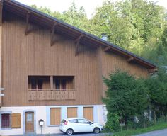 Traditional renovated Savoyard farmhouse