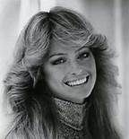 Farrah Fawcett(-Majors), Her hairstyle was famous at that time. All the girl say they wanted this hair Santa Monica, Corpus Christi, 1970 Hairstyles, Shaggy Hairstyles, Haircuts, Fall Fashion Week, Jaclyn Smith, Farrah Fawcett, Jolie Photo