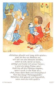 "Fleißbildchen Heiligenbild Gebetbild "" IDA Bohatta "" Holy Card ARS Sacra"" H306"" | eBay"