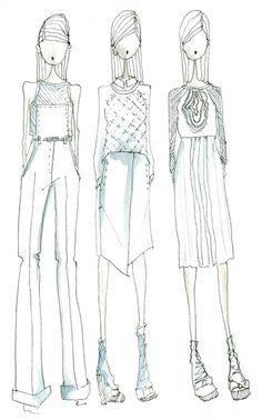 byTibi #sketch #illustration #fashion