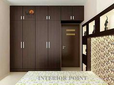 wardrobe design for bedroom - Salvabrani Closet Design, Bedroom Closet Design, Bedroom Furniture Design, Bedroom Bed Design, Almirah Designs, Ceiling Design Bedroom, Bedroom Cupboard Designs, Bedroom Design, Furniture Design