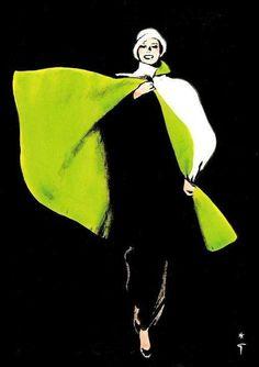 Chaque Gruau est une fête. Quel vert !