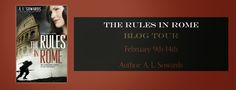 Literary Time Out: Blog Tour: The Rules in Rome by A.L. Sowards