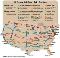 US travel History drive adventure America United States maps roadtrip sight seeing Road Trips Rv Travel, Travel Maps, Adventure Travel, Places To Travel, Solo Travel, Travel Photos, Travel Destinations, Road Trip Map, Road Trips