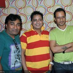 'Rab Mujhe Pyaar...': Song Recording