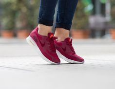 Noble Red Covers The Nike Air Max 90 Ultra