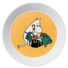 muumimamma lautanen