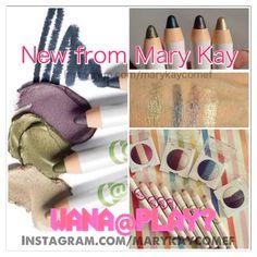 New from Mary Kay http://www.marykay.com/jlathem